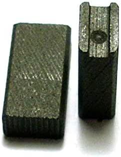 MGE escobillas de carb/ón Gomes Compatible Baier BSM 284 BSM 287 BDN 452 BDN 451