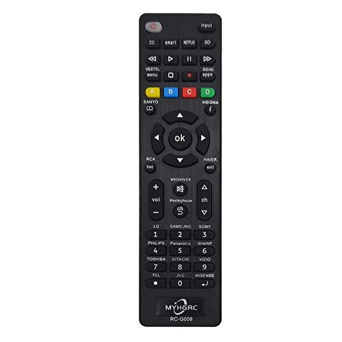 La Nouvelle télécommande de Remplacement de MYHGRC pour Smart TV...