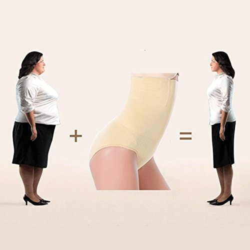Libella Donne figura formante Pantaloni corpetto Bodyshorts Shapewear Effetto ventre 3608 Beige