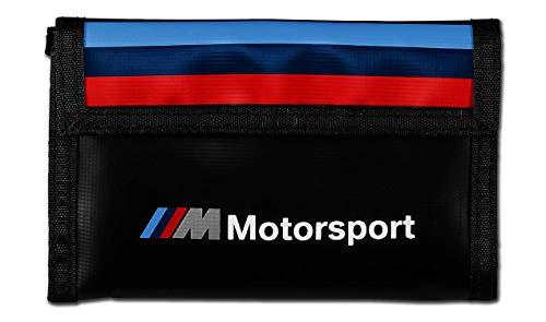 Preisvergleich Produktbild BMW 80212461148 M Motorsport Kartenschlitze mit Klettverschluss