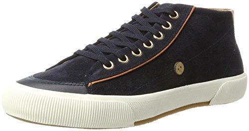 Faguo Birchmid, Sneaker À Col Montant Unisexe - Bleu Adulte (marine)