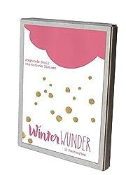 WinterWunder - Postkartenbox: 18 Postkarten