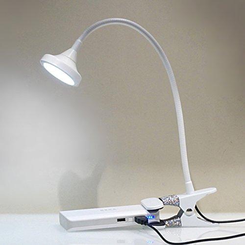 LEDLampada clip/Dello studente Comodino libro eye morsetto luci/Lampada luce di