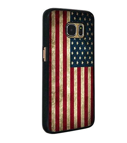 American Flagge Samsung Telefon Vintage American Flag Case für Samsung Fall, PC-465 Flag Telefon