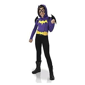 Warner-i-630017s-Disfraz clásico Batgirl Superhero Girls
