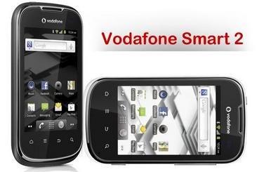 vodafone Vodafone AKTION SMART II GRAPHIT - Mobiltelefon