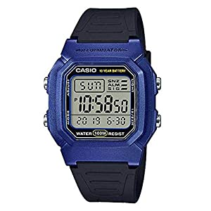 Casio Digital Quartz W-800HM-2AVEF