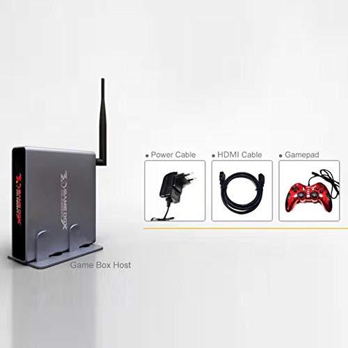 GameBox 3D clásico Antena WiFi Soporte Salida HDMI