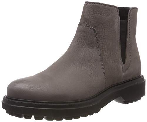 Ankle-Boots - Hip Design-Ankle-Boots, graue Farbe speziell für Damen -