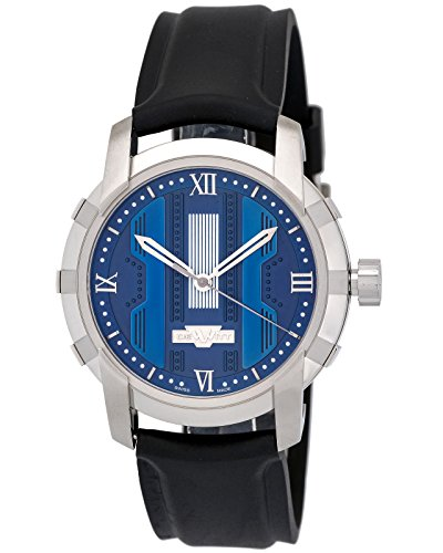 Dewitt Glorious Knight stainless steel Blue Automatic orologio Ftv.HMS.003