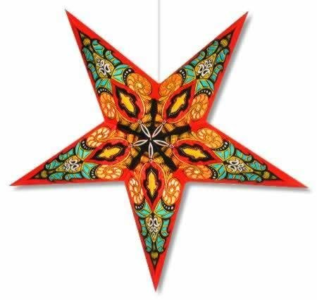 paper-star-lampshades-handcrafted-in-scintillating-colors-and-designs-mango-neon-red