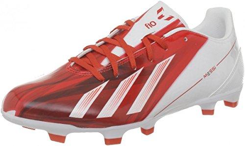 adidas  F10 Trx Fg,  Scarpe da calcio uomo running white/dark orange/black