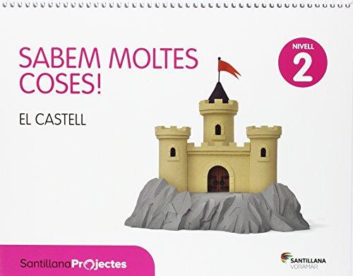 SABEM MOLTES COSES NIVELL 2 EL CASTEL - 9788490587744