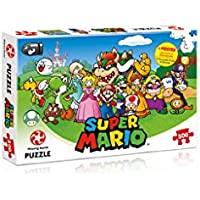 Puzzle 500 Super Mario and Friends - Peluches y Puzzles precios baratos