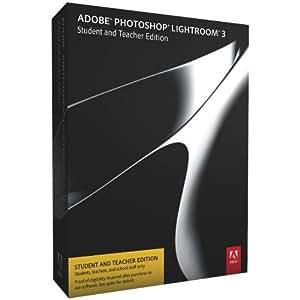 Photoshop Lightroom 3 (édition pour enseignants et étudiants)