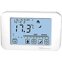 Orbis Mirus Touch exportaciones termostato, blanco, OB325300