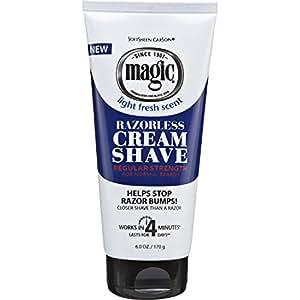 Magic Crème Dépilatoire de Rasage Regular 170g