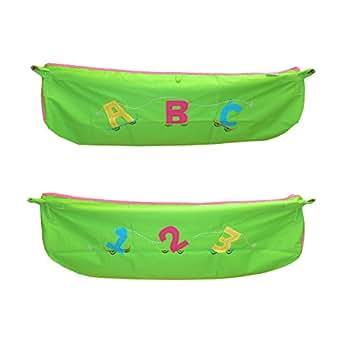 Baby Bucket Sleeping Cradle L6-GBS4-MMRU_Green_Newborn