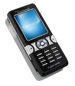 Sony Ericsson K550i schwarz Handy