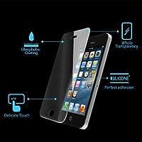 Protector de Pantalla de Cristal para iPhone 7Premium