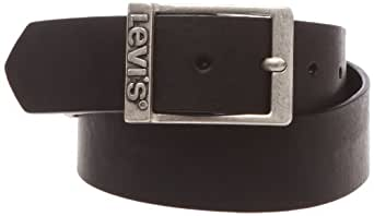 Levi's® Grinder Mens Belt In Black . (105CM (36-40 Inch Waist))