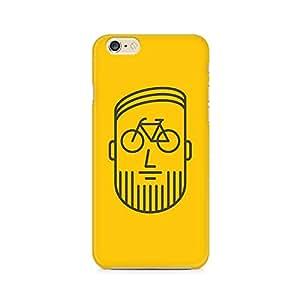 TAZindia BikeFace Premium Printed Case For Apple iPhone 6 Plus/6s Plus