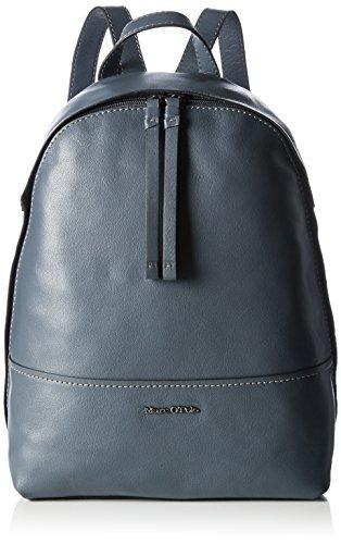 Marc O'Polo Backpack M, Borsa a zainetto donna, Blu (flint stone), 26x36x13 cm (B x H x T)