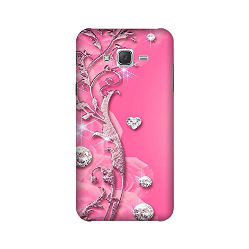 theStyleO Quality Designer Printed Case & Cover for Samsung Galaxy J2 (2015 Model) (Art Pattern)