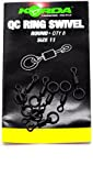 Korda QC Swivels - Size 8 or 11