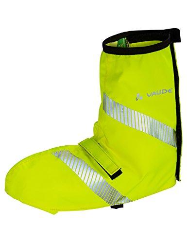 VAUDE Luminum Bike Gaiter Überschuh, neon Yellow, 36-39