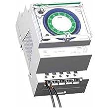 Schneider Electric CCT15338 Cct15338 Acti 9, Ih, Interruptor Horario Analógico, 60 Min sin