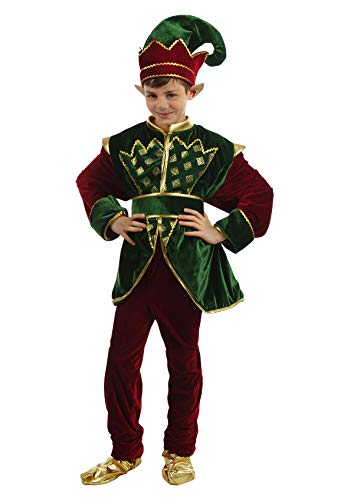 (Chiber Disfraces Elf Kinder Kostüm Deluxe (3-4 Jahre))