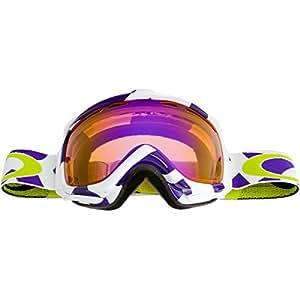 Oakley Lunettes de protection Elevate Snow- Factory Slant Purple/H.I. Persimmon