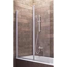 Suchergebnis auf Amazon.de für: spritzschutz badewanne | {Duschabtrennung badewanne rollo 10}