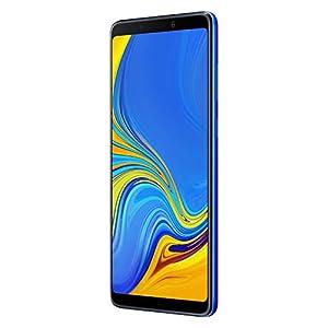 Samsung Galaxy A9 (Lemonade Blue, 6GB RAM, 128GB Storage) with Offers
