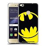 Head Case Designs Officiel Batman DC Comics Bat Signal Logos Coque en Gel Doux...