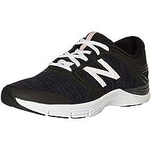 Zapatilla running mujer New Balance 711 -48099, Blanco-Negro, 37.5