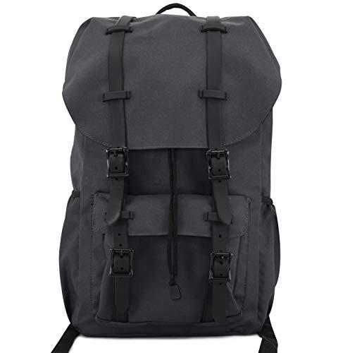 Rucksack Damen Herren Studenten Lässiger Backpack FRENTREE 14