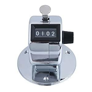 Mechanischer Handzähler Besucherzähler Klicker Counter