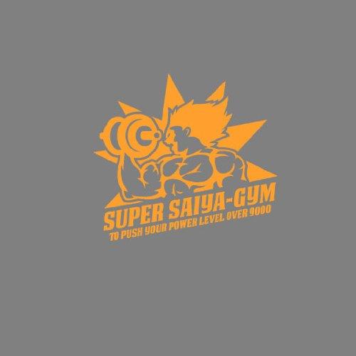 DBZ: Super Saiya-Gym - Stofftasche / Beutel Grün