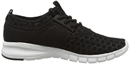 Gola Salinas, Chaussures de Running Entrainement Femme Noir (Black/white)