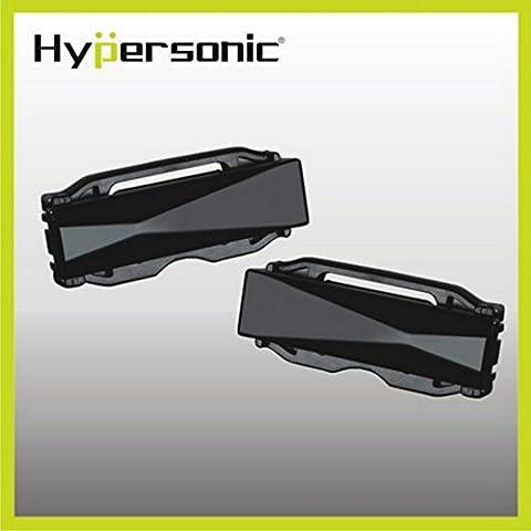 Hypersonic® HP3501 2 x Sicherheitsgurtsperre Gurtsperre Stopper Belt Clip Stopper , praktisch ,