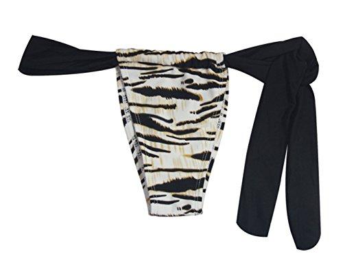 shujing -  Pantaloncini  - Donna Zebra