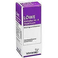 LÖWE KOMPLEX Nr. 4 Hypericum Tropfen 50 ml preisvergleich bei billige-tabletten.eu