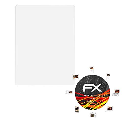 atFoliX Schutzfolie kompatibel mit HP iPaq 114 Displayschutzfolie, HD-Entspiegelung FX Folie (3X) -