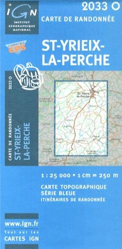 2033O ST-YRIEIX-LA-PERCHE