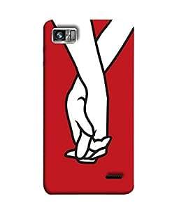 FUSON Designer Back Case Cover for Lenovo K860 :: Lenovo IdeaPhone K860 (Family Friends Happiness Together Sister )