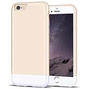 iPhone 6 Case, MOZE [Vibrance Series] iPhone 6 (4.7) Case [Lifetime Warranty] Protective SOFT-Interior Scratch...