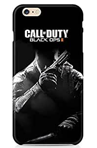 GeekCases Shadow Gun Back Case for Apple iPhone 6