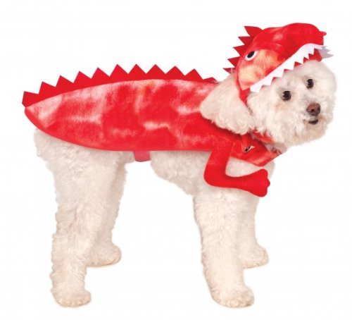 ny Raptor Dinosaurier Pet Kostüm (Dinosaur Pet-kostüm)
